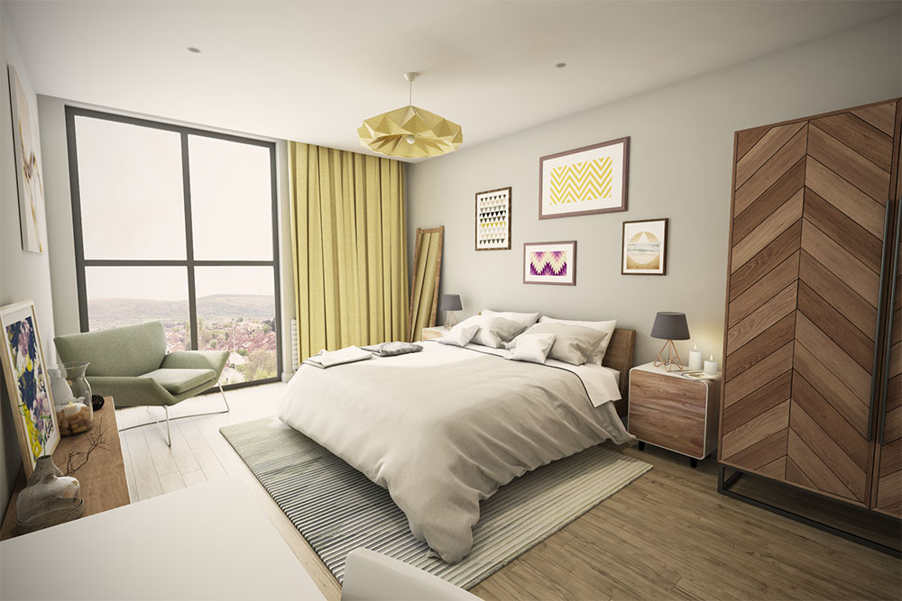 bedroom-design-apartments-southside-residence-belfast-interior-cgi-francos-and-costa-architectural-visualisation-agency