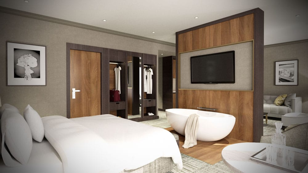 bridal-suite-ten-square-hotel-belfast-bedroom-interior-cgi-francos-and-costa-architectural-visualisation-agency