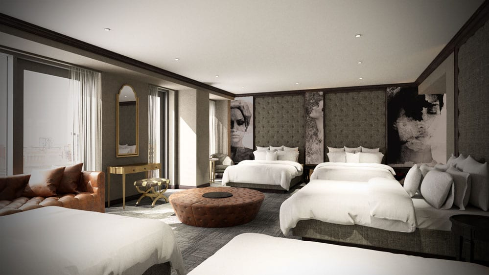group-suite-ten-square-hotel-belfast-bedroom-interior-cgi-francos-and-costa-architectural-visualisation-agency
