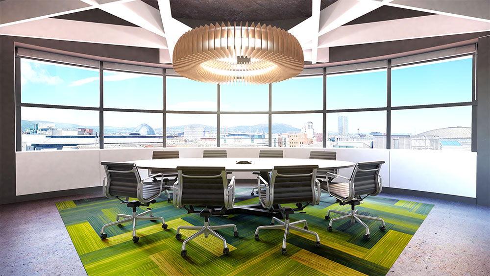 meeting-room-areas-design-lobby-office-interior-cgi-nine-lanyon-place-belfast-francos-and-costa-architectural-visualisation-agency