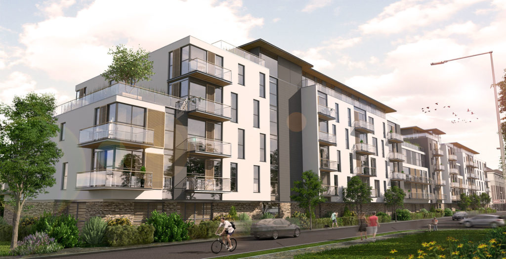 southside-residence-belfast-exterior-cgi-billboard-design-francos-and-costa-architectural visualisation agency